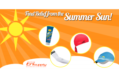 Find Relief from the Summer Sun