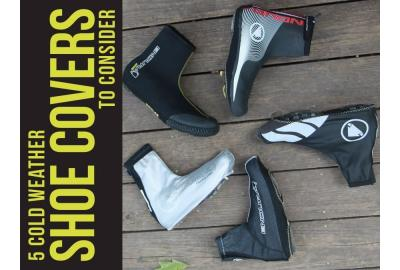 Five cold weather shoe covers to consider