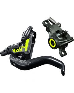 Magura MT8 SL Disc Brake and 1-Finger Carbolay Lever Front or Rear with