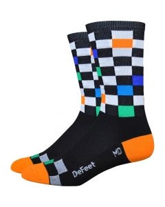 DeFeet Aireator 6 Fast Times Sock